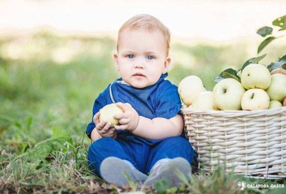 Детская фотосессия -933