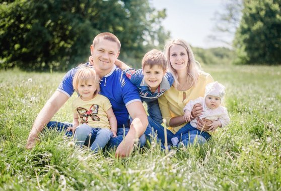Семейная фотосессия-911