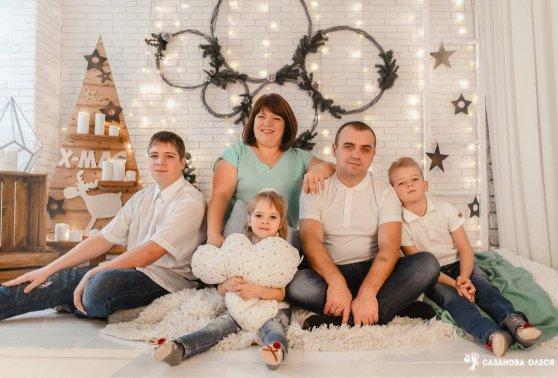 Семейная фотосессия-941