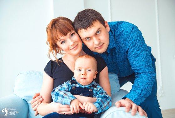 Семейная фотосессия-237