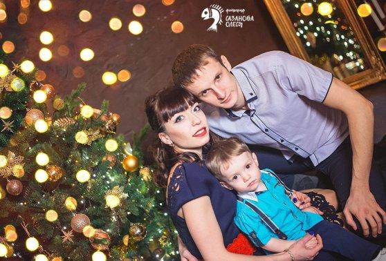 Семейная фотосессия-579