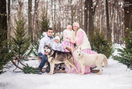 Семейная фотосессия-944