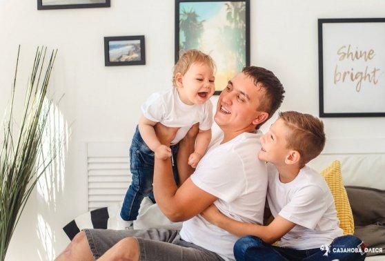 Семейная фотосессия-952