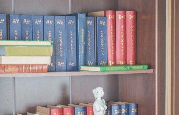 Фотосессия в интерьере - Зал Библиотека-259