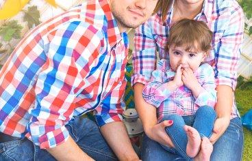 Семейная фотосессия накануне Пасхи-265