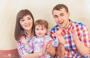 Семейная фотосессия накануне Пасхи-268