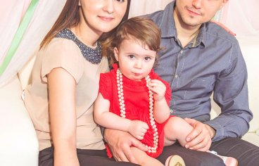 Семейная фотосессия накануне Пасхи-278