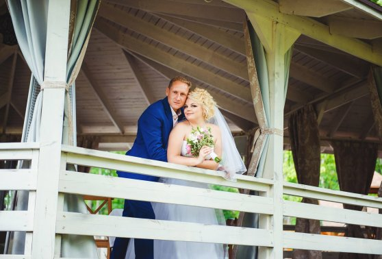 Свадебная фотосессия-673