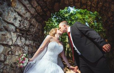 Свадебная фотосессия-15