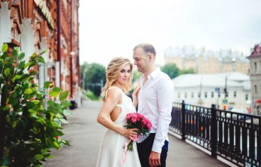 Свадебная фотосессия-63