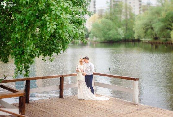 Свадебная фотосессия-896
