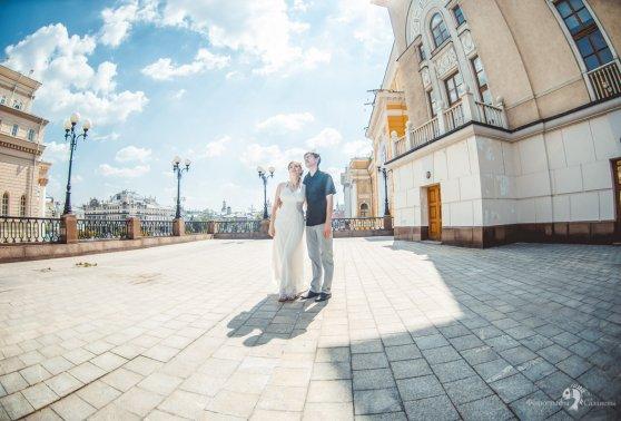 Свадебная фотосессия-9