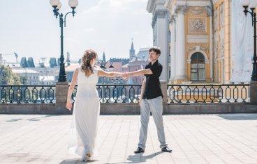 Свадебная фотосессия-2