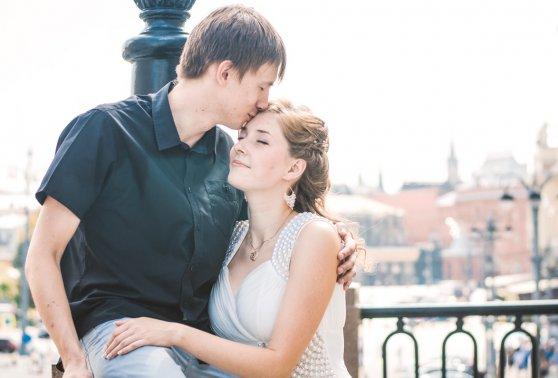 Свадебная фотосессия-3