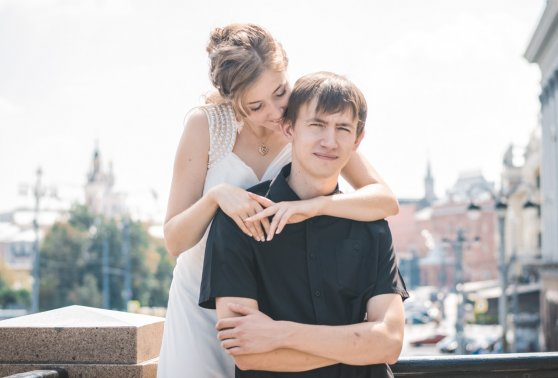 Свадебная фотосессия-6