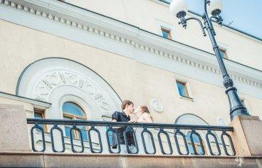 Свадебная фотосессия-4
