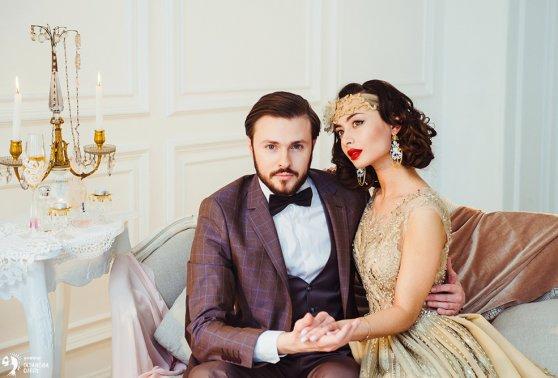 Свадебная фотосессия-33