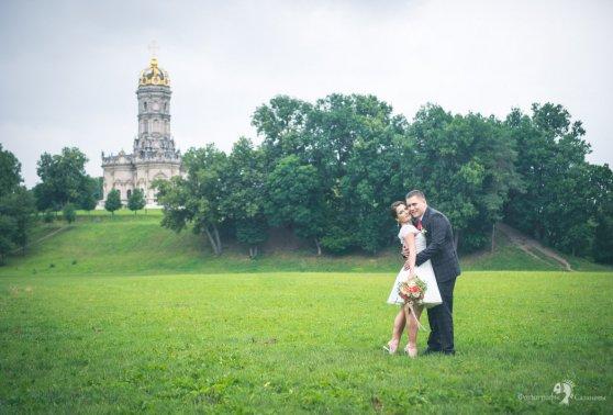 Свадебная фотосессия-21