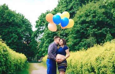 Эльвира и Дмитрий! Много шариков и лета!-457