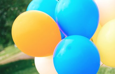Эльвира и Дмитрий! Много шариков и лета!-472